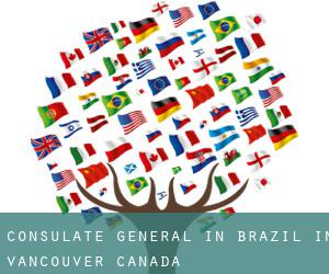 Consulate General in Brazil in Vancouver, Canada