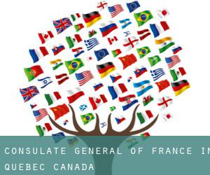 Consulate General of France in Quebec, Canada