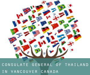 Consulate General of Thailand in Vancouver, Canada