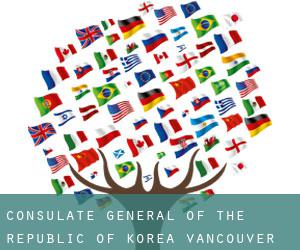 Consulate General of the Republic of Korea (Vancouver)