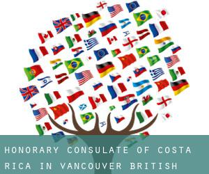 Honorary Consulate of Costa Rica in Vancouver, British Columbia