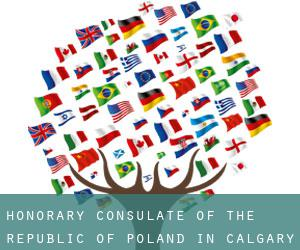 Honorary Consulate of the Republic of Poland in Calgary