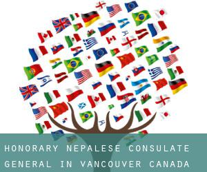 Honorary Nepalese Consulate General in Vancouver, Canada